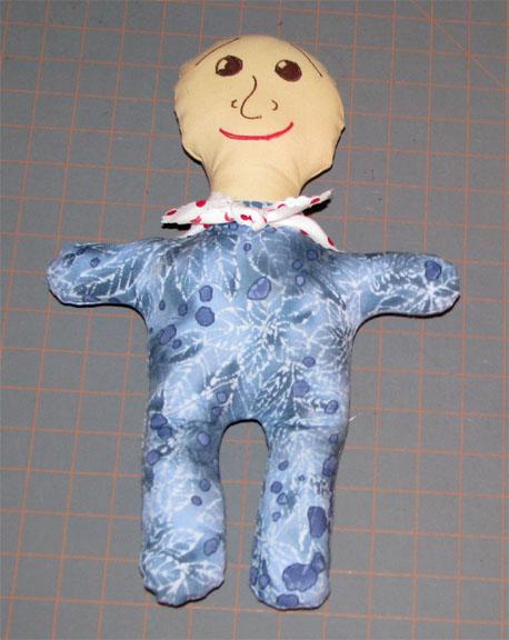 Honduras doll 1